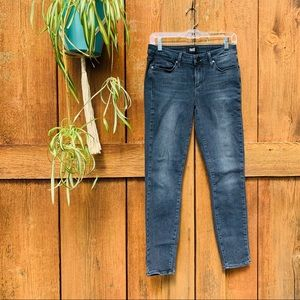 • paige verdugo ankle skinny jeans •